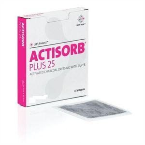 Actisorb Plus 6,5 X 9,5 Johnson